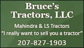 Offering Mahindra, LS, TYM-USA tractors and ODES UTV's. Sales, service & financing available. I really want to sell you a tractor!