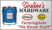 We are your local Trustworthy hometown hardware store offering you the items you need for all those weekend projects. For the right advice on the right products visit us at Goslines Hardware.