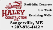 Haley Construction offers a wide range of products and services including the delivery of Ready-Mix concrete, delivery and installation of Redi-Rock� large-block retaining walls, as well as groundwork and excavation.
