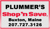 We are your local Shop'n Save. Whether you're shopping for everything on your grocery list or just need a few specialty items, Plummers Shop'n Save will meet your needs.