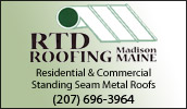 Specializing in custom metal roofs of all sizes, with an eye towards the residential market. Serving all of Maine, New Hampshire & Vermont. Commercial services available.