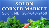 We are your local Shurfine supermarket. Whether you're shopping for everything on your grocery list or just need a few specialty items, Solon Corner Market will meet your needs.