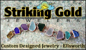 Jewelers, designers and owners Peter and Leesa Farnsworth, welcome you to Striking Gold Jewelers! We have over 56 years combined experience in the jewelry trade and we are excited to share that experience with you!