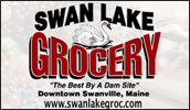 We are your local Shurfine supermarket. Whether you're shopping for everything on your grocery list or just need a few specialty items, Swan Lake Grocery will meet your needs.
