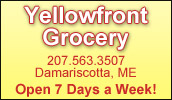 We are your local Shurfine supermarket. Whether you're shopping for everything on your grocery list or just need a few specialty items, Yellowfront Grocery will meet your needs.