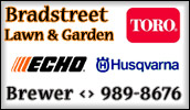 Full line of Toro, Husqvarna and Echo products. Also offering Tillers & Generators & Golf Carts