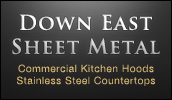 Custom metal fabrication. Specializing in stainless steel kitchens. We offer a wide range of welding & HVAC services