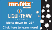 Wholesaler of the Mr.Fitz brand of commerical and homeowner packaged salt and salt blends for winter ice melting and fine ground salt for the lobster bait industry.